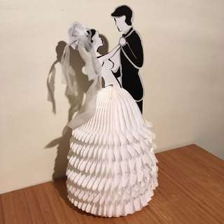 Wedding honeycomb balls