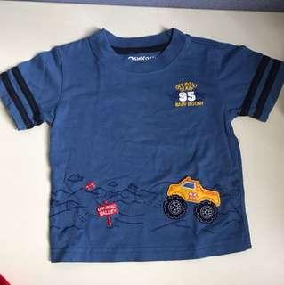 Osh Kosh Blue T-Shirt
