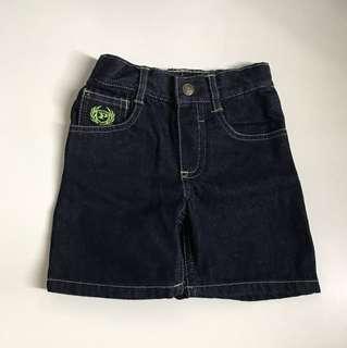 Denim Shorts for Baby
