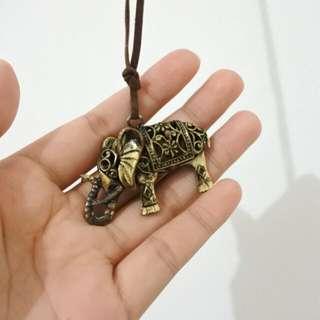 Kalung/ Neckace Gajah