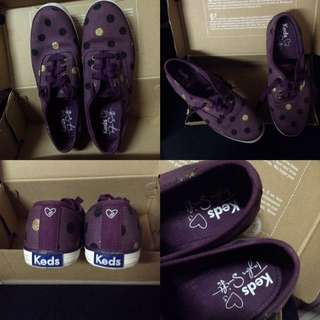 Authentic Keds Taylor Swift Sneakers Shoes