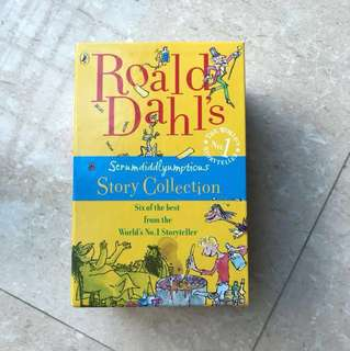 Roald Dahl's Story Collection