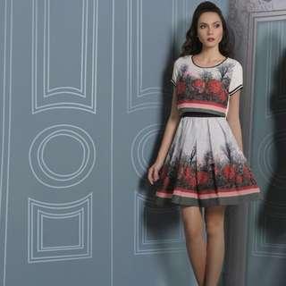Plains and Prints dress XL