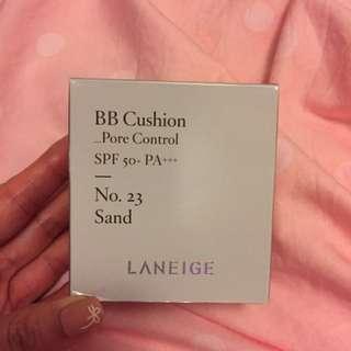 Laneige bb cushion pore control no.23