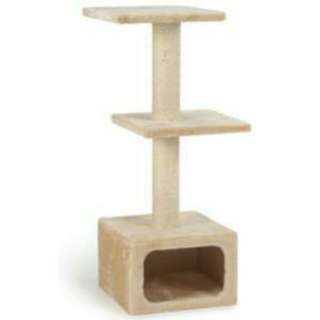 3 tier cat condo scratching post from Pet lovers centre