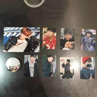 Jungkook Lomo Cards and Postcard