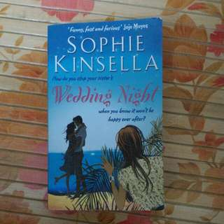Wedding Night by Sophie Kinselle
