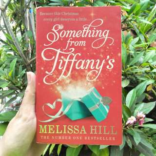 Novel ~ Something From Tiffany's