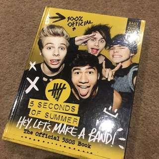 5sos book