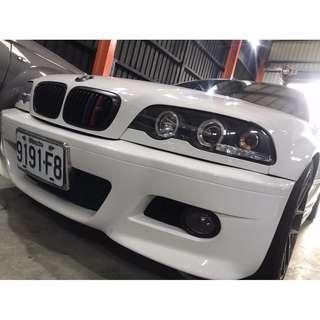 E46 318i 經典BMW