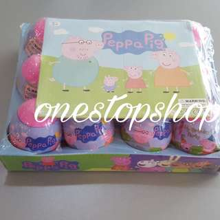 Shop8 : PEPPA PIG EGG SURPRISE TOYS PARTY NEEDS GIVEAWAYS