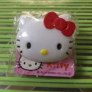 Hello Kitty Red Clip