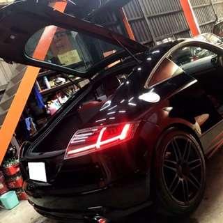 Audi TT 2.0渦輪 全台獨家紅內裝
