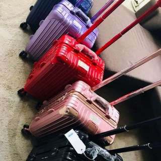 Rimowa Topas Cabin Multiwheel
