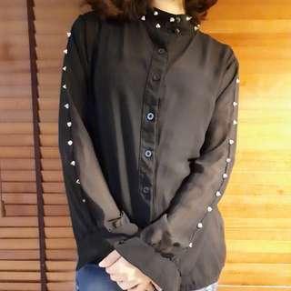Studded Shirt #Deepavali50