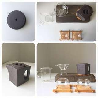 ZiSha (purple clay) tea set