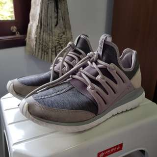 Adidas Tubular Radial Gray 100% ORIGINAL