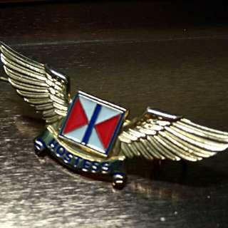早期國泰航空翼章