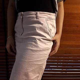 Dusty Pink Skirt #Deepavali50