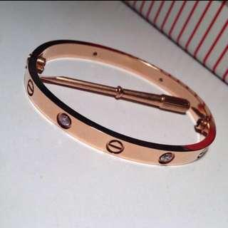 SALE Love Bracelet