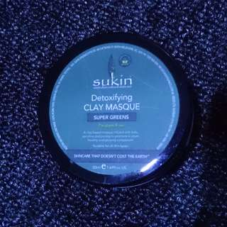 Sukin mist and masque