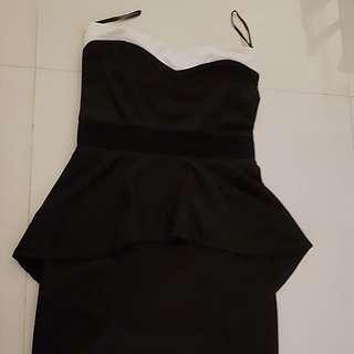 Monochrome Dress #Deepavali50