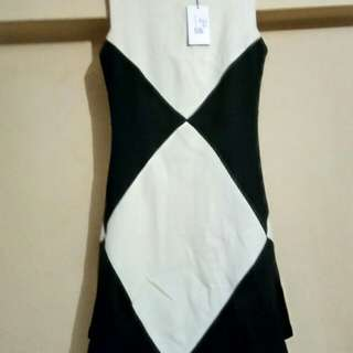 Marcelle Flounce Dress