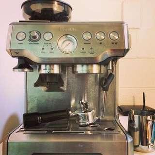 Breville Barista Express Coffee Machine