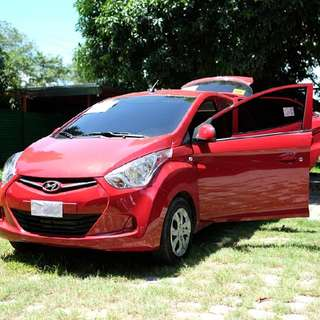 Hyundai Eon 2017 Model