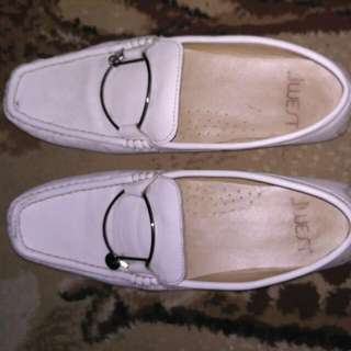 Flatshoes White Jwest