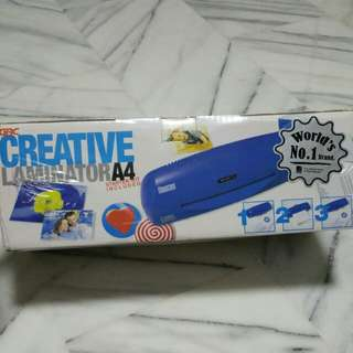 GBC creative laminator