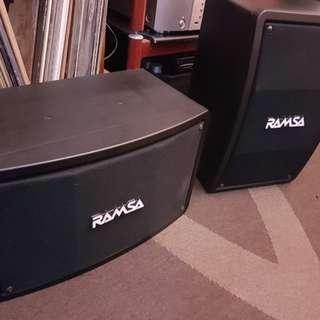 RAMSA WS A70 Pro Audio Speakers