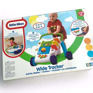 REPOST REPRICED!!! Little Tikes Wide Tracker
