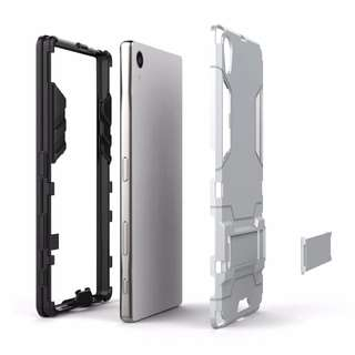 Sony Xperia Z5 Premium Armour Proof Resistance Phone Case