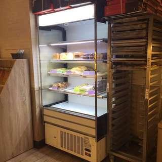 開放式冰箱