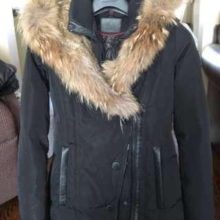 Black xs Atelier Noir Rudsak Coat