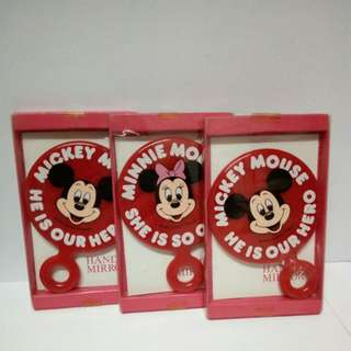 Mickey Minnie Mouse 鏡