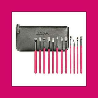💄[ NEW ] ZOEVA - Eye Brush Set