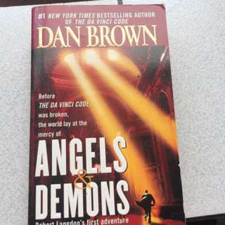 Angels and Demons by Dan Drown