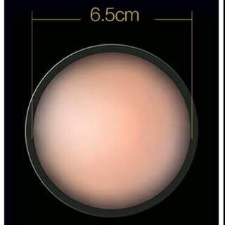 Ultra-thin silicone nipple sticker