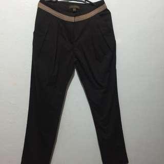 Plains & Prints Pants Black