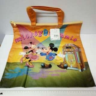 絕版日本製Mickey Mouse 袋