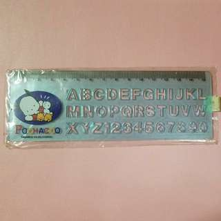 ☆絕版 未使用☆ 1998 Sanrio Pochacco PC Dog 間尺
