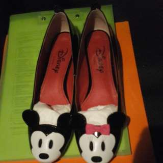 Mickey Mouse Flats/ Shoes