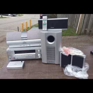 Pioneer stereo receiver for sale