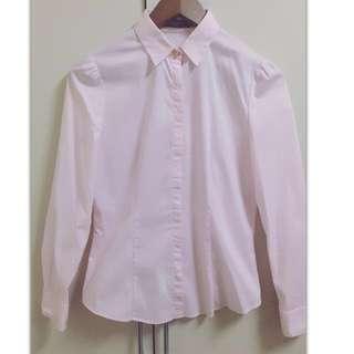 G2000粉色襯衫(尺寸:36)#交換最划算#十月免購物我送你