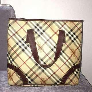 Sale! Sale! Authentic Burberry Bag