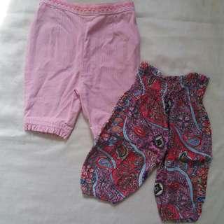 Leggings/Shorts Set