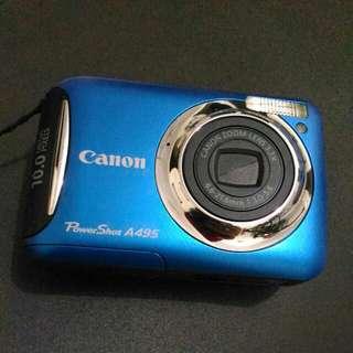 Camera Digital Canon Powershot A495 10MP