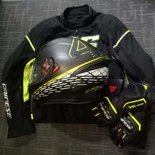 AGV K5 S Rossi Thorn
